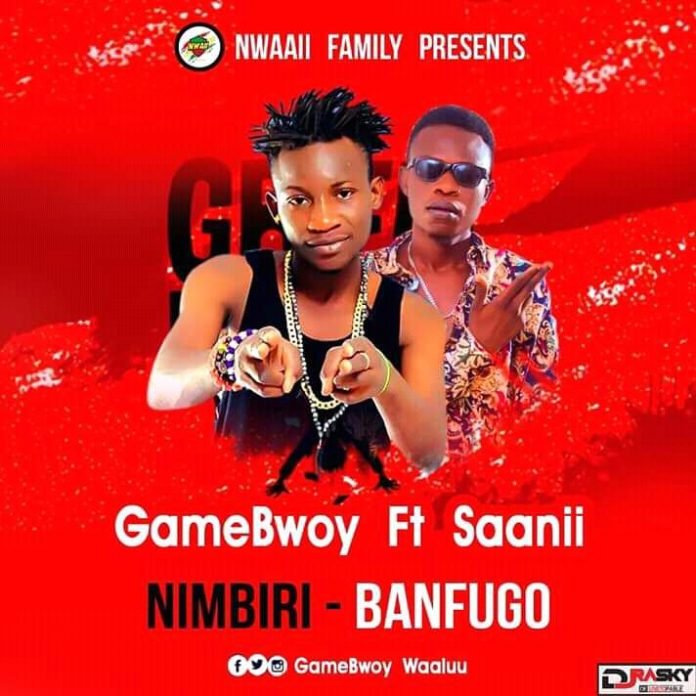 another song qualified to be discribed as a banger from the cam of the Uwaai Family boss Gamebwoy Waaluu doing it together with Dagbong Saani titled