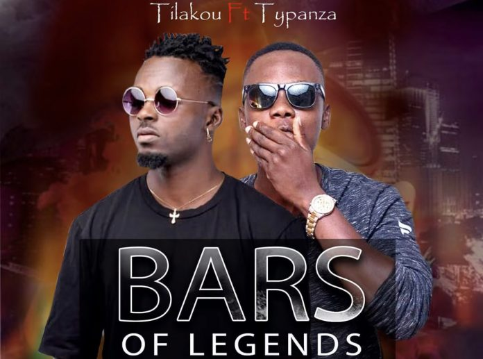 Tilakou - Bars Of legends ft Typanza